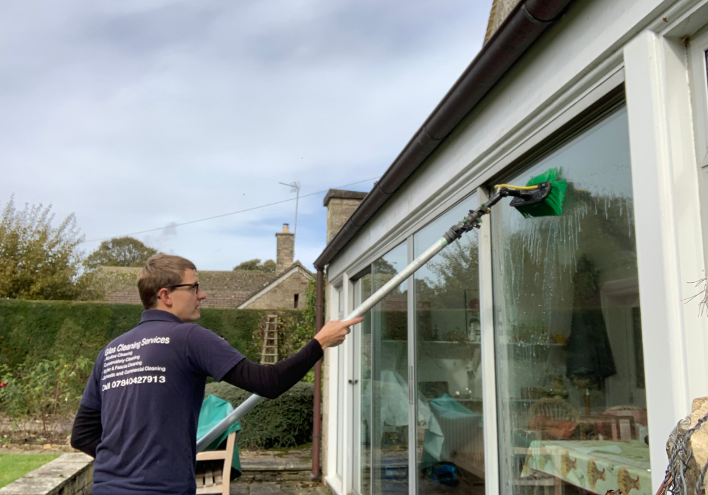 conservatory cleaning company tetbury