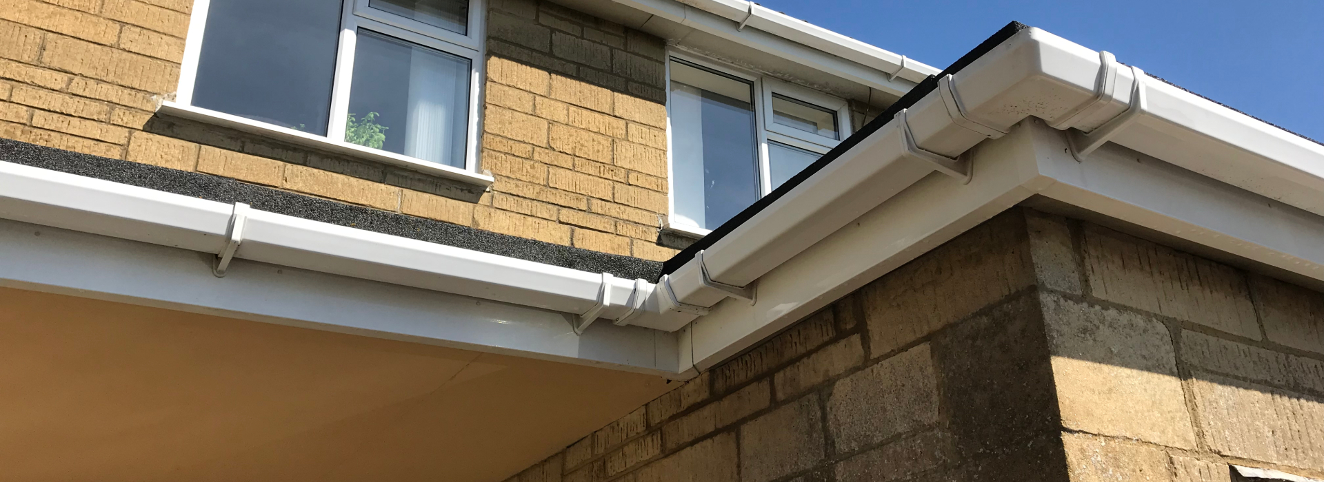 fascia soffit cleaning company tetbury
