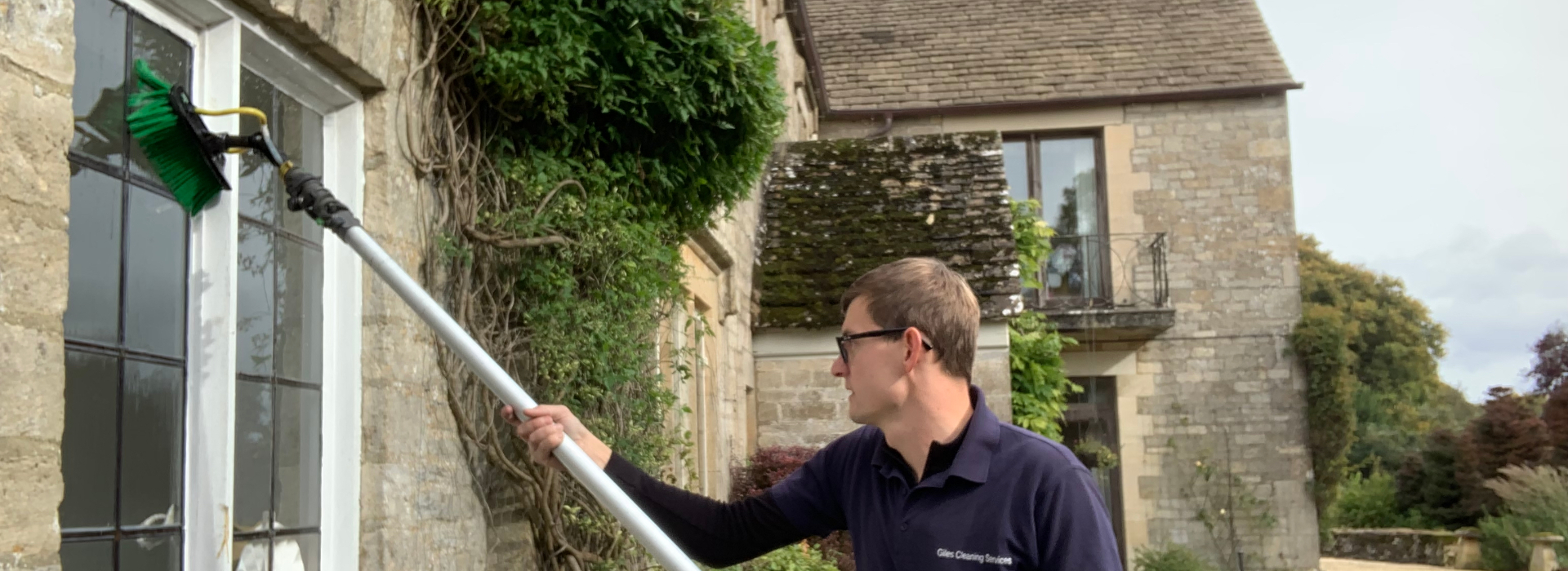 window cleaning company tetbury